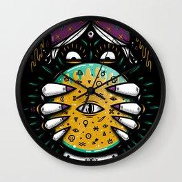 Fortune Teller! Wall Clock