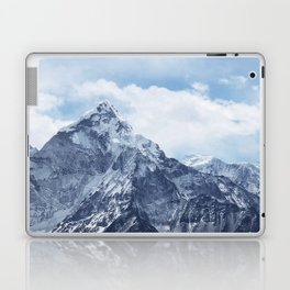 Snowy Mountain Peaks Laptop & iPad Skin