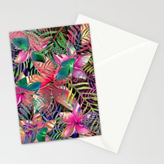 My Tropical Garden 2 Stationery Cards
