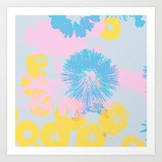 floral 006. Art Print
