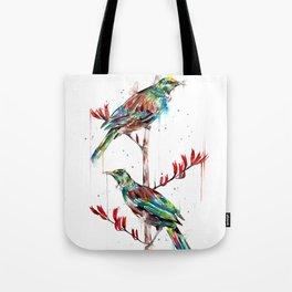 2 tuis Tote Bag