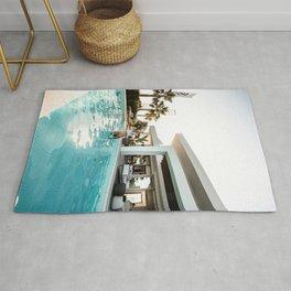 Swiming pool  Rug