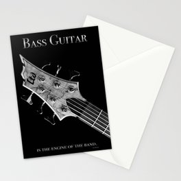Engine of the Band Stationery Cards