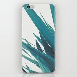 Yucca Leaves II iPhone Skin