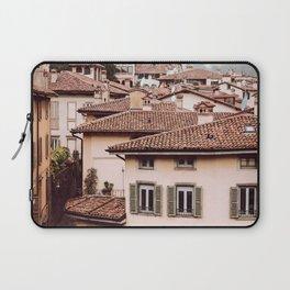 Bergamo rooftops Laptop Sleeve