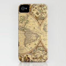 The puzzled world iPhone (4, 4s) Slim Case