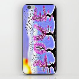 AS LOVE BLOSSOMS - 051 iPhone Skin