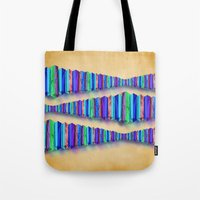 origami Tote Bags featuring Origami by DebS Digs Photo Art