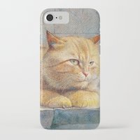 ginger iPhone & iPod Cases featuring Ginger by irshi