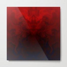 Rage abstract Metal Print