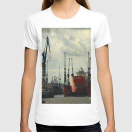 Ship In Dry Dock T-shirt