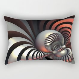 Twisted Rectangular Pillow