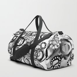 Ice Bubbles 02 Duffle Bag