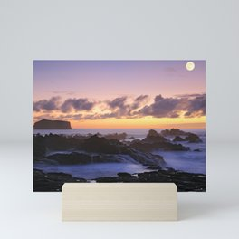 Seascape Mini Art Print