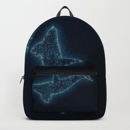 Splash Whale Backpack