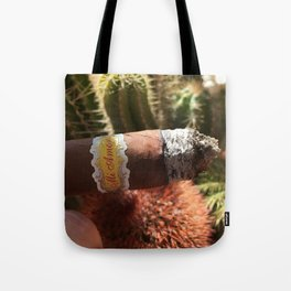 Cigar Lover Tote Bag