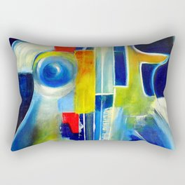 Twilight Bass no. 2 Rectangular Pillow