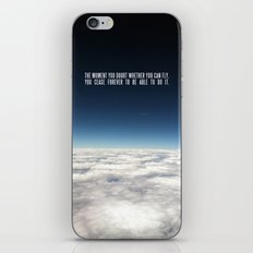 FLY. iPhone Skin
