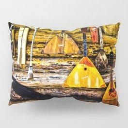Folk musical instruments Pillow Sham