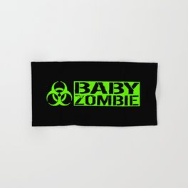 Baby Zombie: Biohazard Hand & Bath Towel
