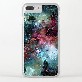 Theory of Everything Clear iPhone Case