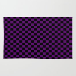 Trendy purple Collection 4 Rug