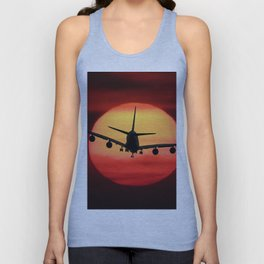 Emotions Fly Unisex Tank Top