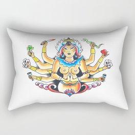 Kali Traditional  Rectangular Pillow