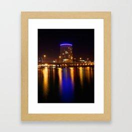 Obel Tower, Belfast Framed Art Print