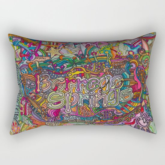 Borrego Springs Rectangular Pillow