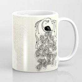 Jungle Peacock Coffee Mug
