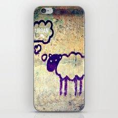 Urban Sheep iPhone & iPod Skin