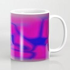 Blue Color Leak Mug