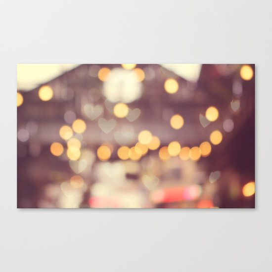Enchanted Evening Canvas Print