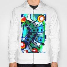 Abstract Explotion Hoody