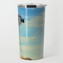 Farm Windmill Travel Mug