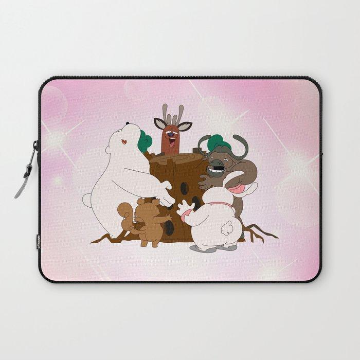 The Magic Tree (Peepoodo) Laptop Sleeve