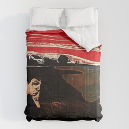 Evening. Melancholy. Comforters