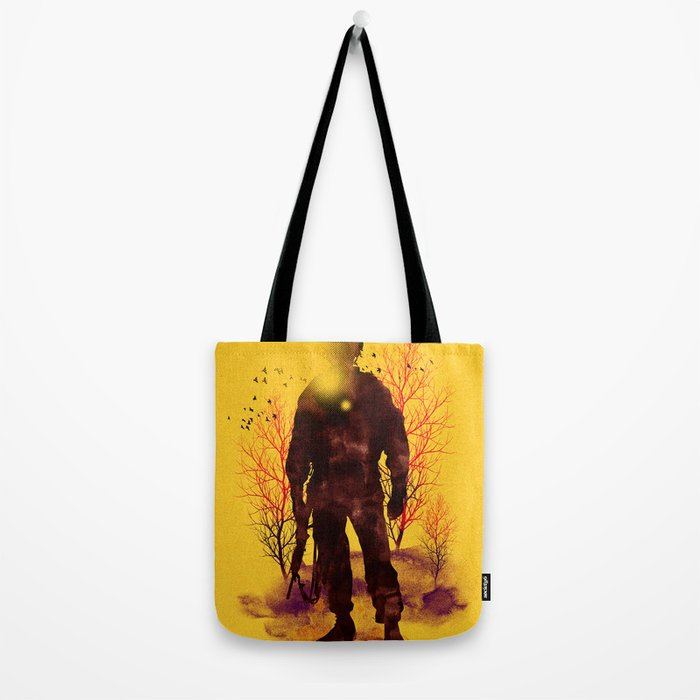 Back to My Homeland Tote Bag