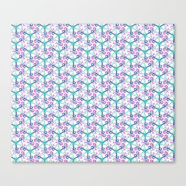 Squiggly Canvas Print