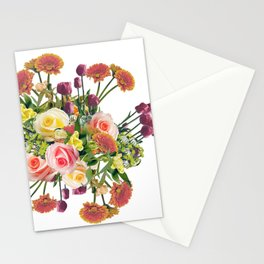 Here comes spring Stationery Cards