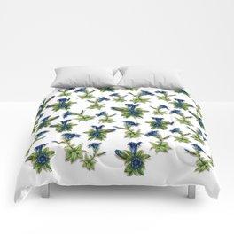 Blue Gentian Comforters