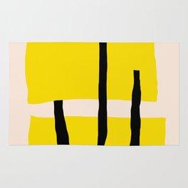 Yellow dream Rug