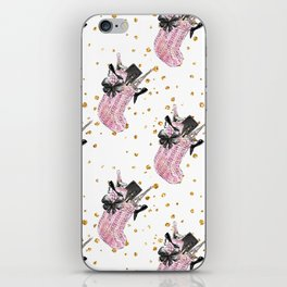 Christmas Wishes Fashion Pattern iPhone Skin