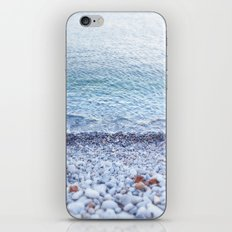 Standing and Staring iPhone & iPod Skin