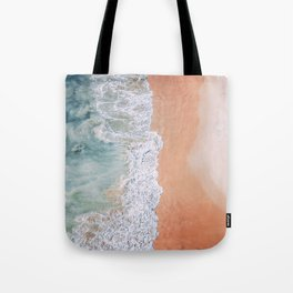 Sea Tide Tote Bag