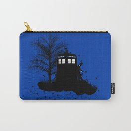Tardis Shadow Carry-All Pouch