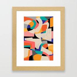 ColorShot III Framed Art Print