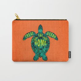 ocean omega (variant 2) Carry-All Pouch
