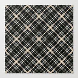 Soft carpet pattern Canvas Print